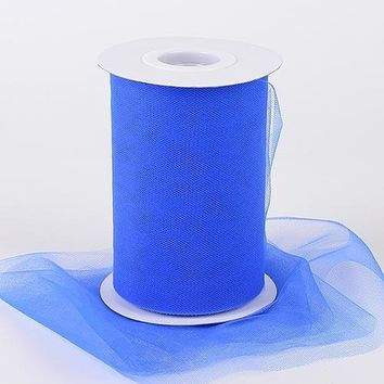 Royal Blue Tulle Roll