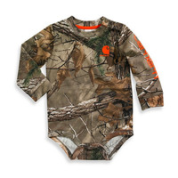 Carhartt® Long Sleeve Bodyshirt Realtree Xtra®