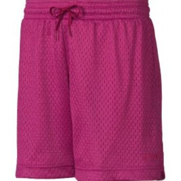 Reebok Girls' Mesh Basketball Shorts