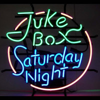 Juke Box Saturday Night Neon Sign