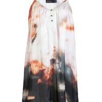 Women  -  Dresses - Wish Sundown Dress - American Rag Online Store
