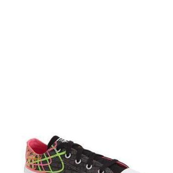 DCCK1IN girl s converse chuck taylor all star ox sneaker