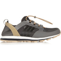 Adidas by Stella McCartney | Eulampis 2 mesh and rubber sneakers | NET-A-PORTER.COM