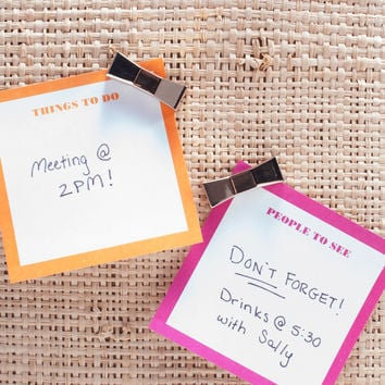 Kate Spade Bow Magnets