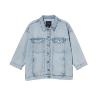 Cathy denim jacket | Jackets & Coats | Monki.com