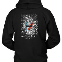 Twenty One Pilots Art Hoodie Two Sided