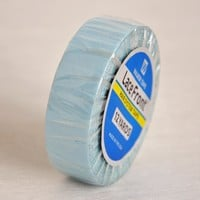 1.9cm*12yard Lace Front Support Double Sided Tape For Lace Fronnt Wig/Hair Extension/Toupee/Lace wig/Pu Extension 1Roll