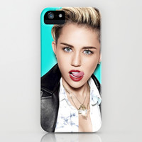 Miley Cyrus II iPhone & iPod Case by BreakoutStore