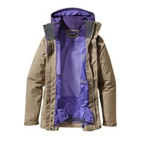 Patagonia Women's Snowbelle Jacket for Skiing and Snowboarding | Arctic Mint