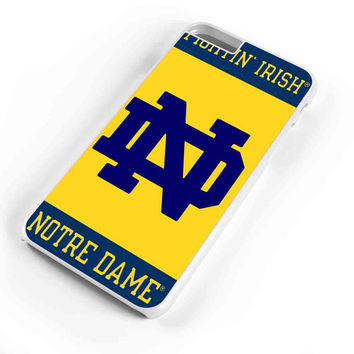 Notre Dame Fighting Irish  iPhone 6s Plus Case iPhone 6s Case iPhone 6 Plus Case iPhone 6 Case