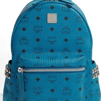 MCM Small Stark Side Stud Backpack | Nordstrom