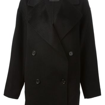 Joseph oversized double breasted coat