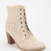 Urban Outfitters - Kimchi Blue Anita Crochet Ankle Boot