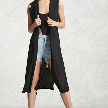 Contemporary Longline Vest