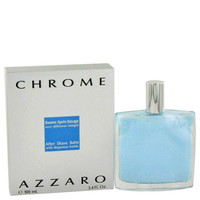 Chrome By Loris Azzaro After Shave Balm (with Pump-unboxed) 3.4 Oz