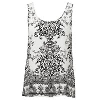 Lilly printed tank - Forever New