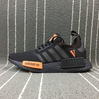 Adidas Boost Nmd R1 Vlone Women Men Fashion Trending Running Sports Shoes
