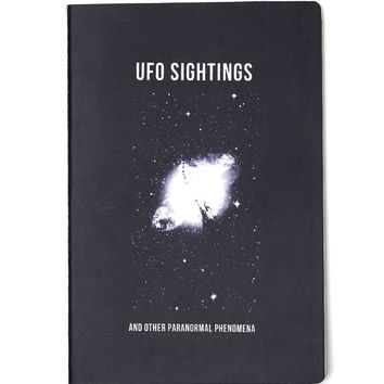 UFO Sightings Notebook