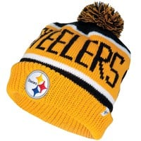Pittsburgh Steelers - Logo Calgary Knit Hat