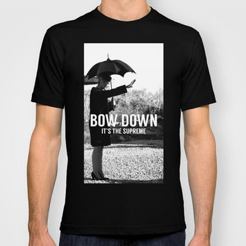 Bow Down Supreme Cordelia American Horror Story T-shirt by Zharaoh | Society6