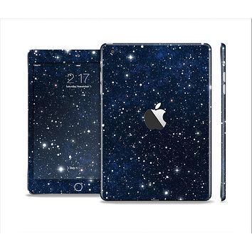 The Bright Starry Sky Skin Set for the Apple iPad Mini 4