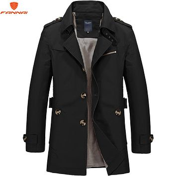 Casual Men's Jacket Spring Uniform Military Uniform Jacket Men Coat Winter Men's Coat Coat Men's windbreakers