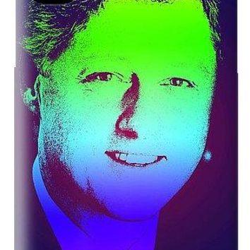 President Bill Clinton Poster - Phone Case