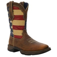 Durango Women's Patriotic Lady Rebel Western Boots