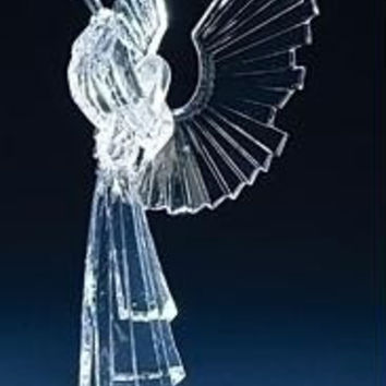 Christmas Ornament - Crystal Angel