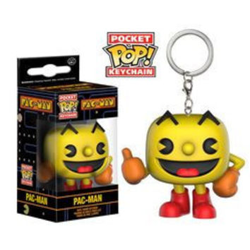POCKET POP! KEYCHAIN: PAC-MAN - PAC-MAN