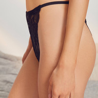 Out From Under Naomi French Cut Galloon Lace Undie | Urban Outfitters