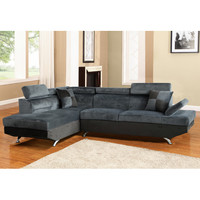 Beverly Fine Furniture Xena Sectional