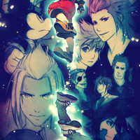 Kingdom Hearts Art Print by Ginilla