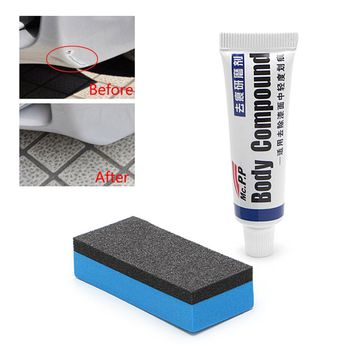 Cars Body Compound Wax Mild Paint Scratching Tar Glue Repair Kit Polishing Fix it Pro Car-Styling Car Accessories Free Shipping