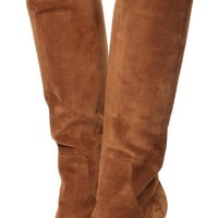 Theresa Suede Boots