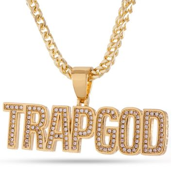 The Trap God Necklace