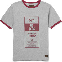 Neighborhood - Printed Cotton-Jersey T-Shirt | MR PORTER
