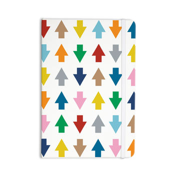 """Project M """"Arrows Up and Down White"""" Everything Notebook"""