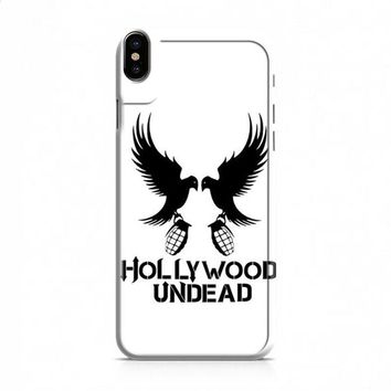 Hollywood Undead Couple Bird iPhone 8 | iPhone 8 Plus case