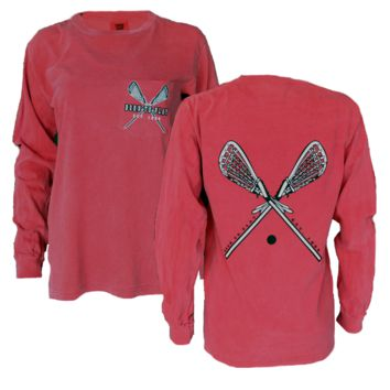 Lacrosse Long Sleeve Pocket T-Shirt