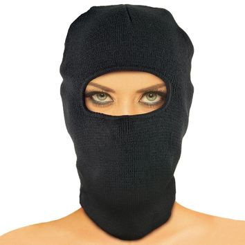 Extreme The Intruder Cotton Hood in Black