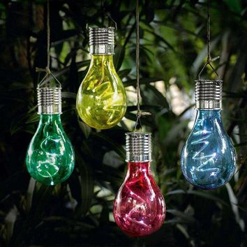 Solar LED Light Bulbs