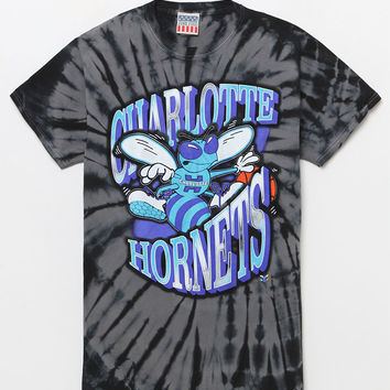 Charlotte Hornets Tie-Dye T-Shirt at PacSun.com