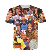 Raisevern New Fashion 3D T Shirts That 70s Show T-Shirt Round Neck Camisetas Short Sleeve Summer Style Tee Tops Plus Size XXL