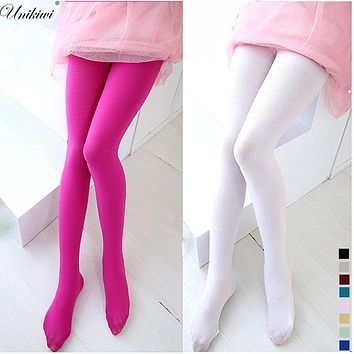 50D 80D 120D Women's Tights Elastic Candy Color Velvet Pantyhose.Silk Stockings Female Solid color Stocking Hosiery.11 Colors