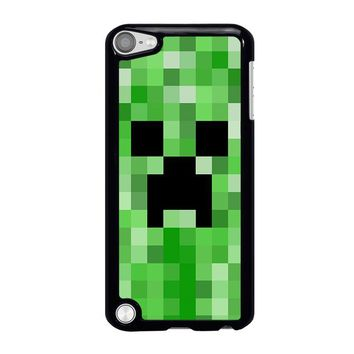 CREEPER MINECRAFT 2 iPod Touch 5 Case Cover