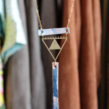 Duende Leather: Ashville In GATA! Necklace