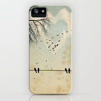 birds iPhone Case by Sammie Jeanne | Society6