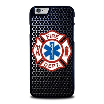EMT EMS Fire Department iPhone 6 / 6S Case Cover