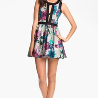 Keepsake the Label 'Day Dream' Print Fit & Flare Dress | Nordstrom